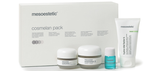 Cosmelan® De-pigmentation treatment