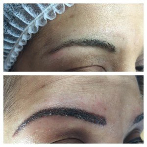 semi-permanent brows 3 by sylvia