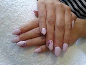 gel tips for bridal at ND Beauty Skin clinic