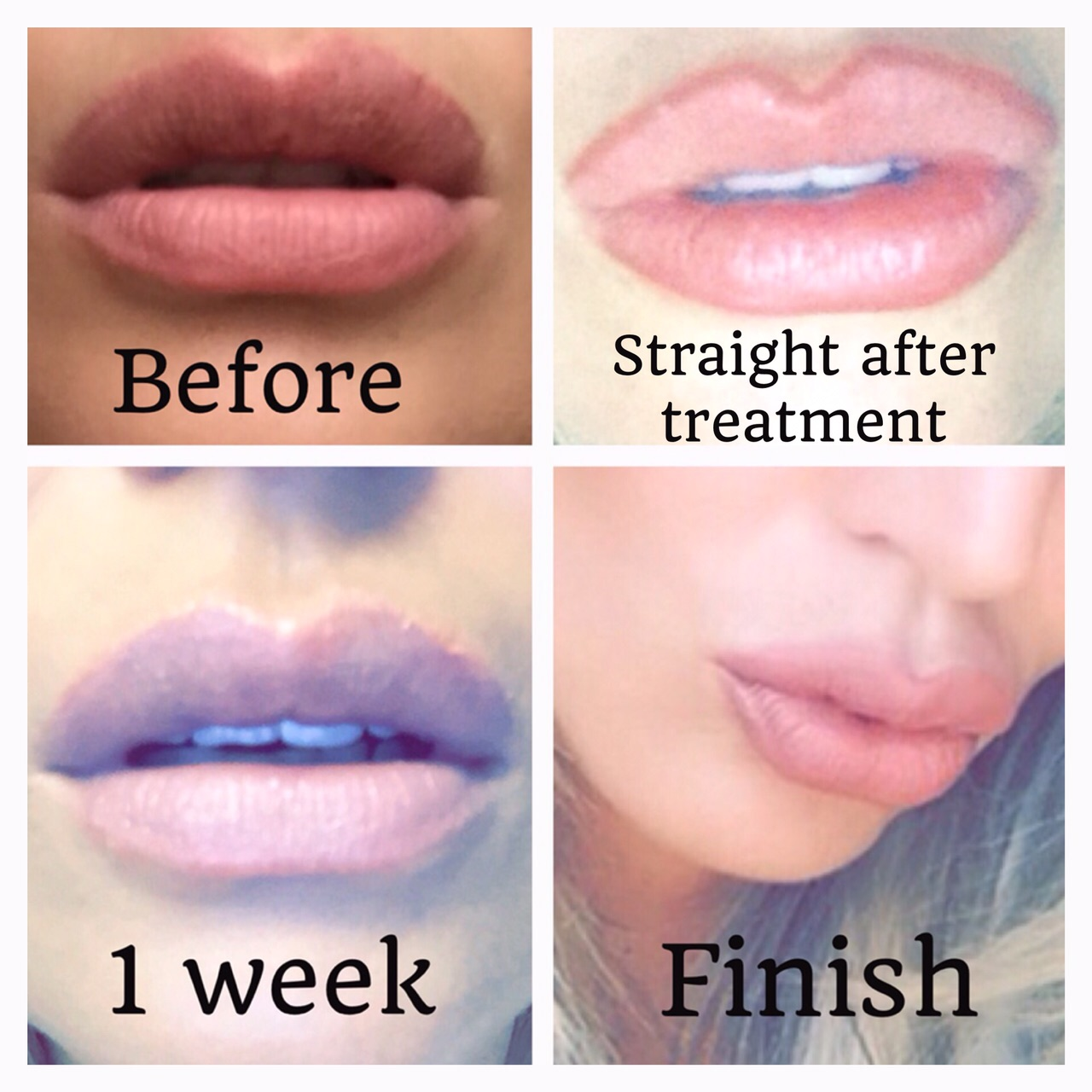 Semi Permanent Makeup Lips | Saubhaya Makeup